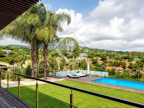 391m² Haus / Villa zum Verkauf in Sant Andreu de Llavaneres