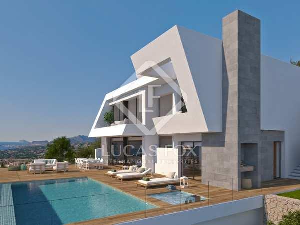 574m² House / Villa with 183m² terrace for sale in Cumbre del Sol