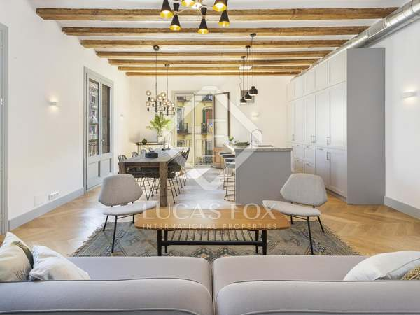 3-bedroom apartment for sale in El Born, Barcelona