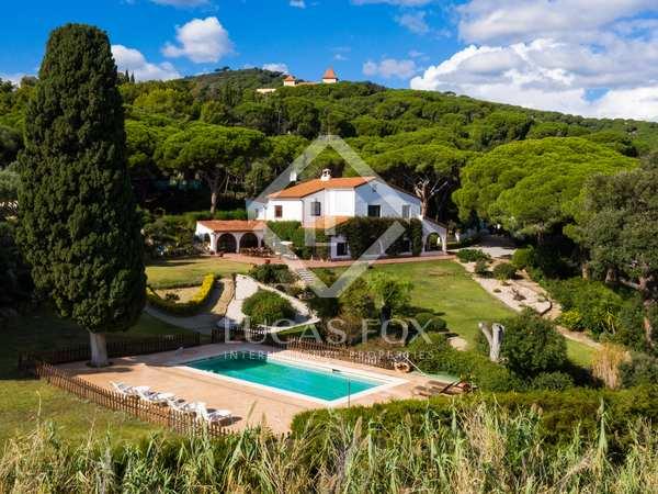 Landhuis te koop in Cabrera de Mar, in de buurt van Barcelona
