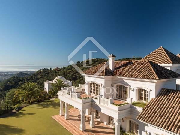 Large 8-bedroom villa for sale in La Zagaleta, Marbella