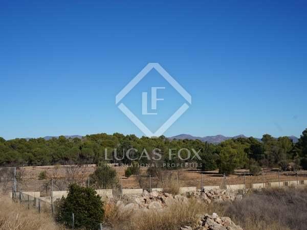 Terrain à bâtir de 1,530m² a vendre à Godella / Rocafort