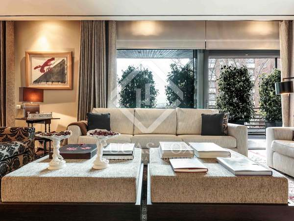 Ático de 460m² con terraza en venta en Sant Gervasi-La Bonanova