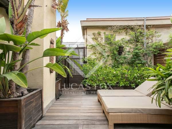 Квартира 360m², 57m² террасa на продажу в Сан Жерваси