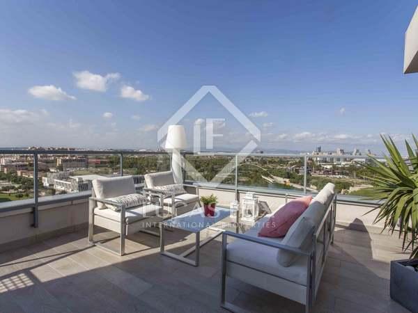 117 m² apartment with terrace for sale, Palacio de Congresos