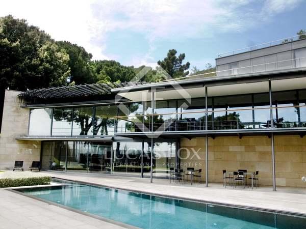 1,000m² Haus / Villa mit 1,500m² garten zum Verkauf in Pedralbes