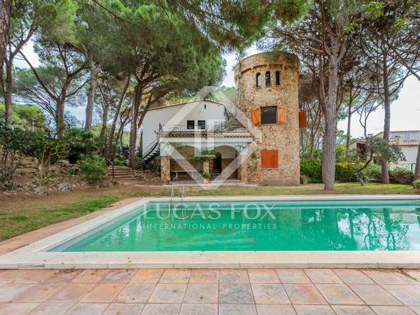 300m² House / Villa for sale in Llafranc / Calella / Tamariu