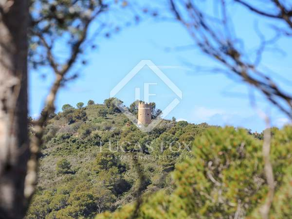 800m² plot for sale near Sa Tuna, Begur