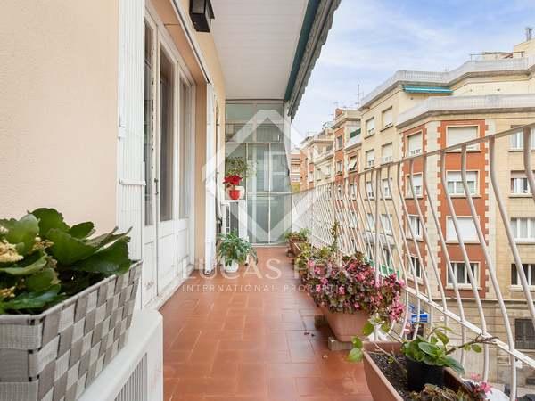 Piso de 117 m² en venta en Sant Gervasi - Galvany