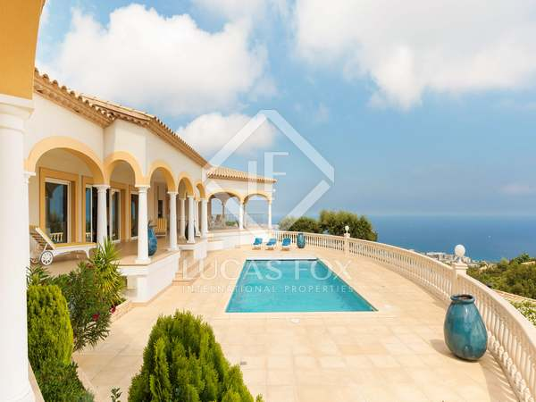 6-bedroom house with stunning views for sale in Playa de Aro