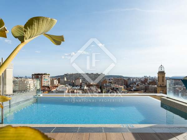 95m² Apartment with 14m² terrace for sale in Les Corts
