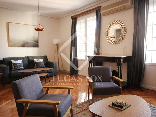 170 m² apartment for rent in Justicia, Madrid