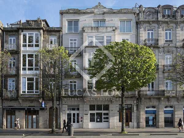 Пентхаус 204m², 51m² террасa аренда в Vigo, Галисия