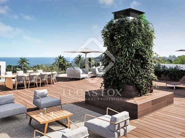 175m² Penthouse with 395m² terrace for sale in Urb. de Llevant
