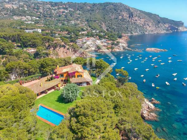 1,377m² House / Villa for sale in Aiguablava, Costa Brava