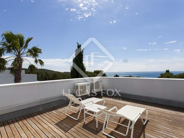 109m² Wohnung mit 99m² terrasse zum Verkauf in Els Cards