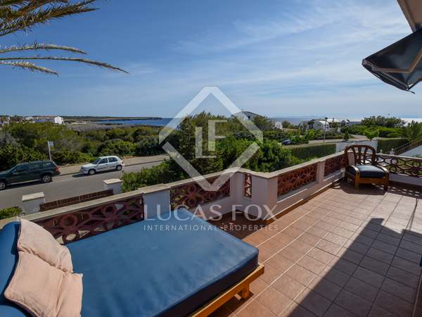 134 m² house with 456 m² garden for sale in Ciudadela