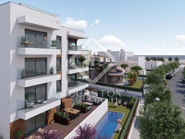 Piso de 137m² con 49m² de jardín en venta en Vilanova i la Geltrú