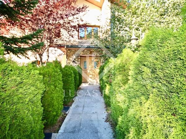 Casa / Vil·la de 660m² en venda a Ordino, Andorra