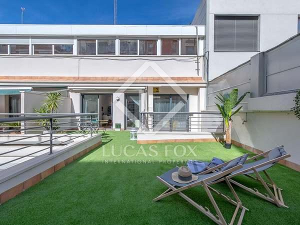 Piso de 134m² con 86m² terraza en venta en Eixample Derecho