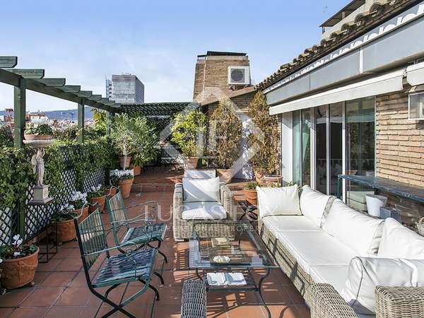 311m² Lägenhet med 87m² terrass till salu i Gràcia