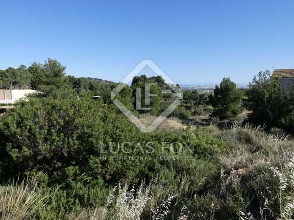 1,110m² Plot for sale in Los Monasterios, Valencia