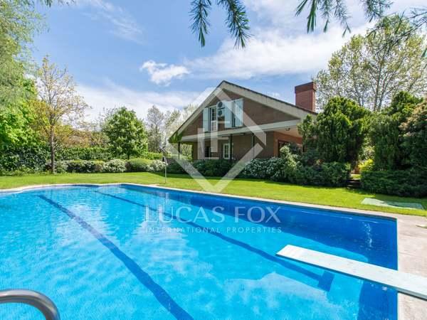 675m² House / Villa for sale in Pozuelo, Madrid
