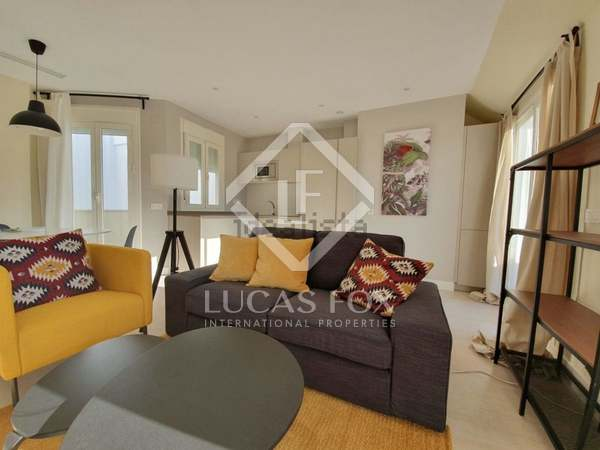 73m² Apartment with 9m² terrace for sale in Centro / Malagueta