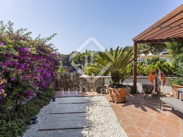Дом / Вилла 365m², 75m² Сад аренда в Сарриа, Барселона