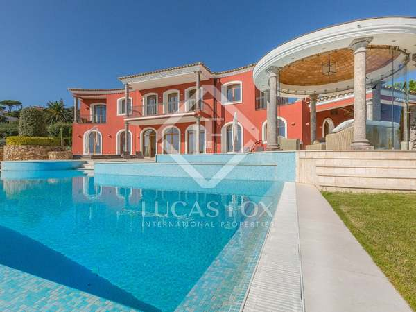 Luxury Costa Brava house to buy close to Playa de Aro