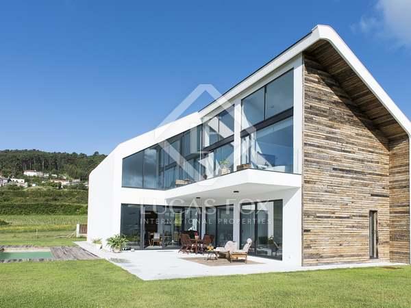 260m² Haus / Villa zum Verkauf in Pontevedra, Galicia