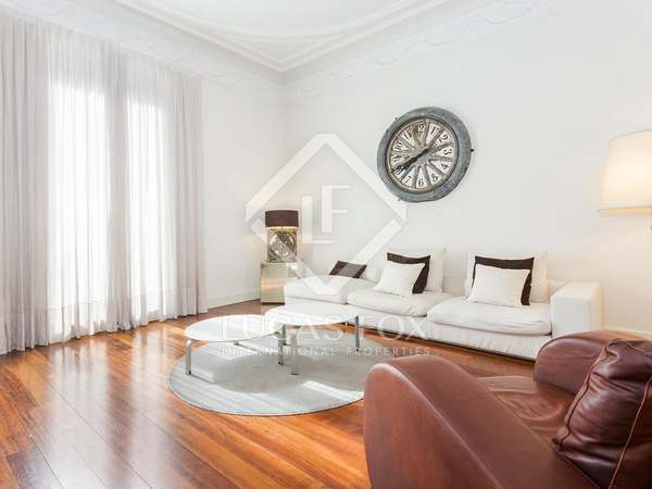 Appartement van 95m² te koop met 9m² terras in Eixample Links