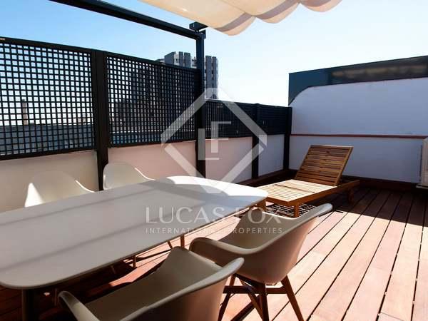 Attico di 80m² con 20m² terrazza in vendita a Retiro