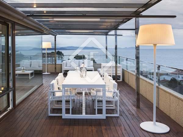 Appartement van 250m² te koop met 145m² terras in Pontevedra