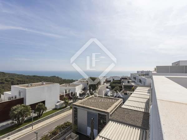 Appartamento di 95m² con 55m² terrazza in vendita a Els Cards