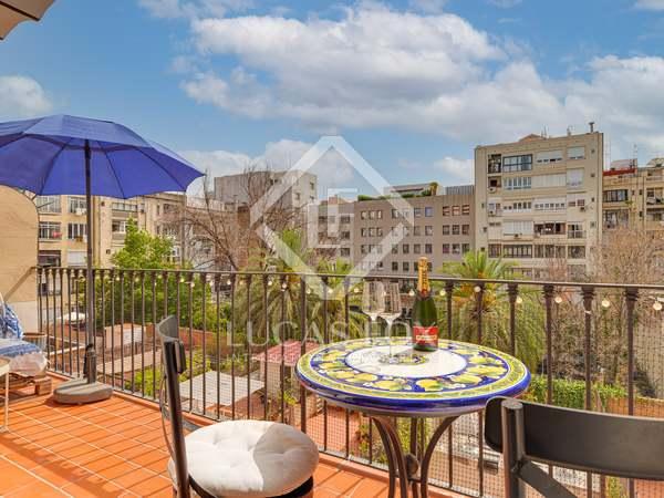 appartement van 132m² te koop met 10m² terras in Eixample Links