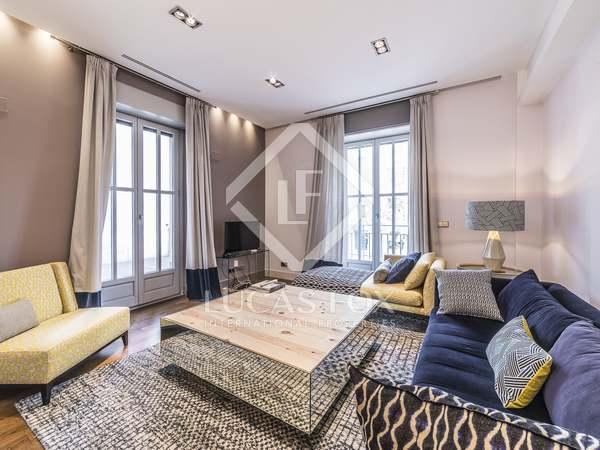 191m² Apartment for rent in Recoletos, Madrid