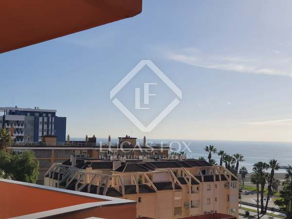 Piso de 120 m² en alquiler en Centro / Malagueta, Málaga