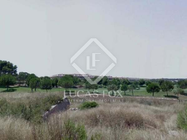 824m² Plot for sale in Bétera, Valencia
