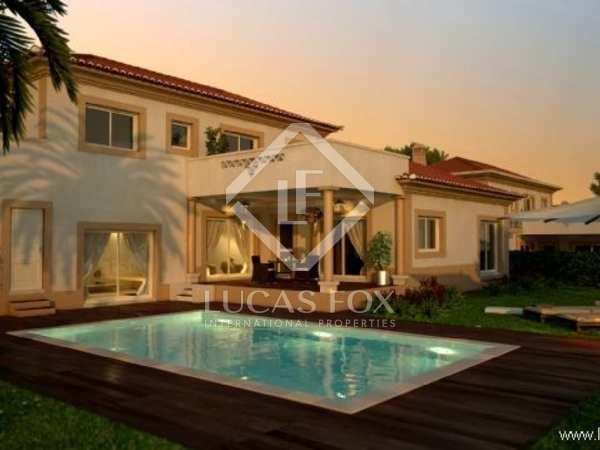 Silver Coast golf villa to buy, Portugal