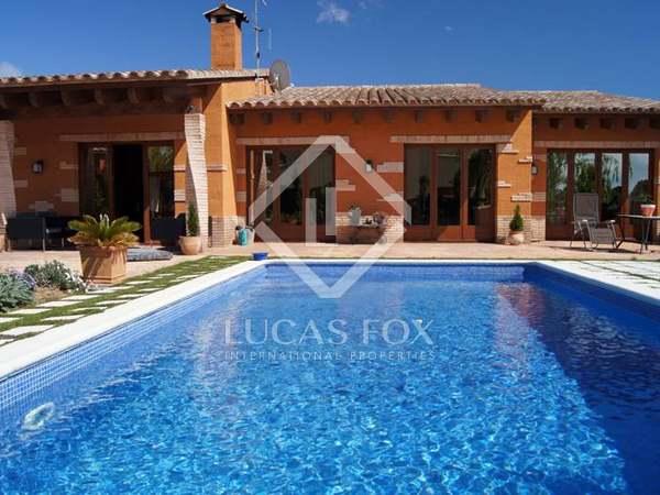 Costa Brava villa to buy in Santa Cristina d'Aro