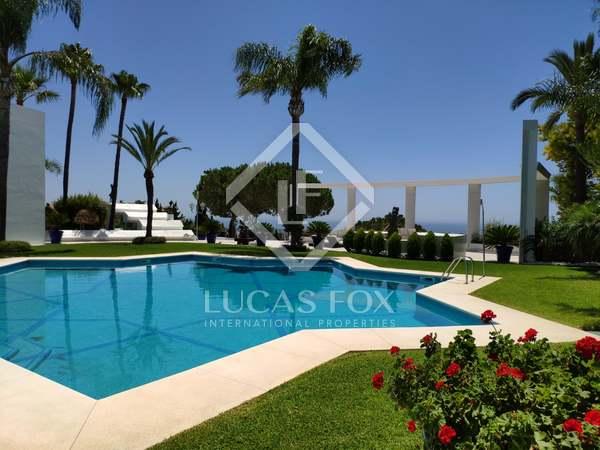 在 新安达卢西亚, Costa del Sol 990m² 出售 豪宅/别墅