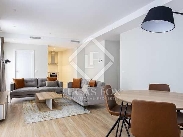 Piso de 115 m² con 12m² de terraza en alquiler en el Gótico