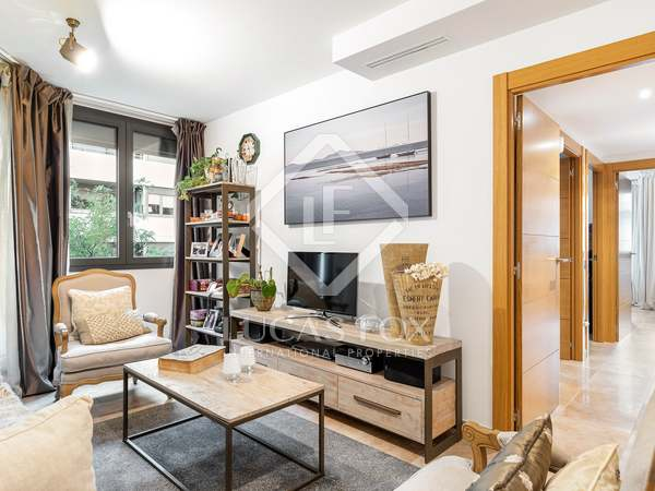 96m² Apartment for sale in Sant Gervasi - Galvany