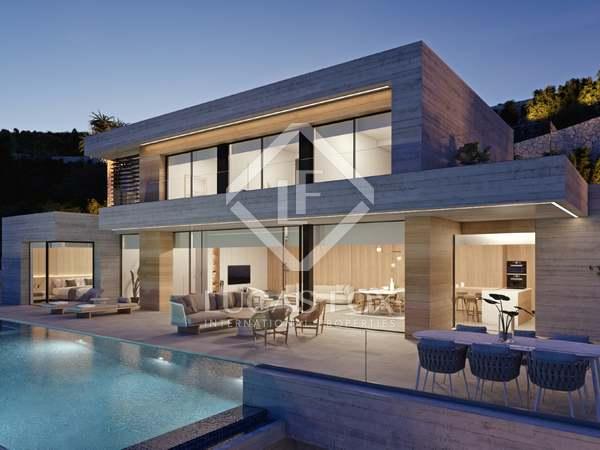 Casa / Villa de 363m² con 237m² terraza en venta en Moraira