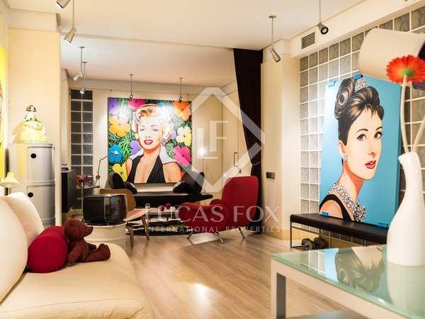 Квартира 100m² на продажу в Эль Кармен, Валенсия