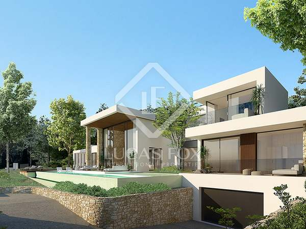 465m² House / Villa with 140m² terrace for sale in Santa Eulalia