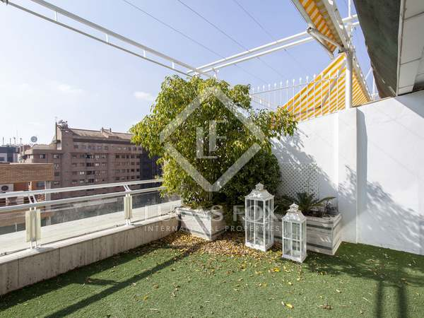 191 m² penthouse for rent in El Pla del Real, Valencia