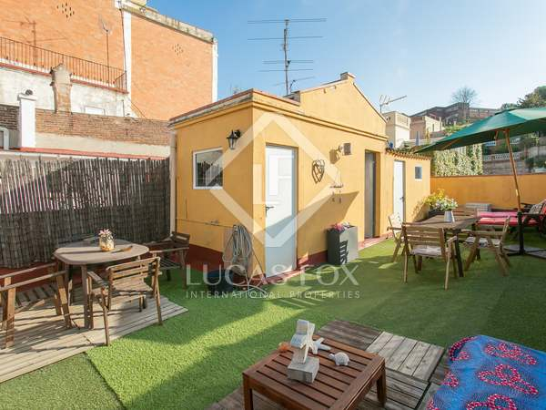 85m² Apartment with 66m² terrace for sale in Poble Sec