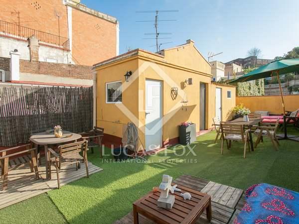 Piso de 85 m² con 85 m² de terraza en venta en Poble Sec